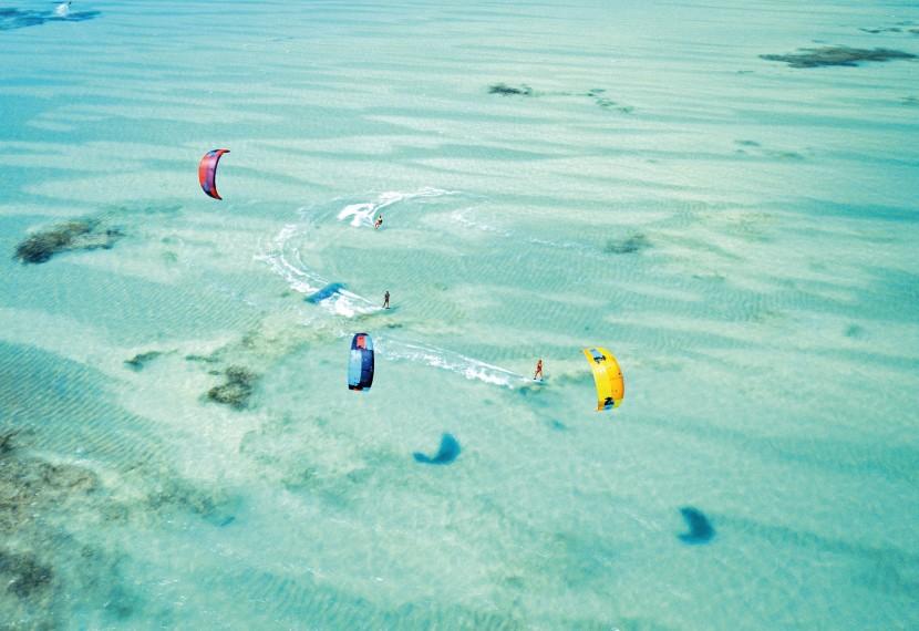 Downwind, jak przygotować się do spływu, na czym polega downwind ?