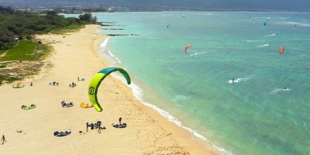 KITE BEACH / HAWAJE