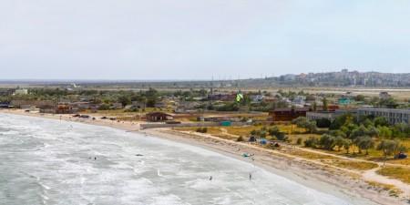 Shelkino  / Zatoka Tatarska