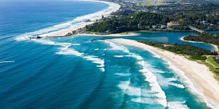 CURRUMBIN POINT / GOLD COAST