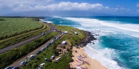 Hookipa Beach / HAWAJE