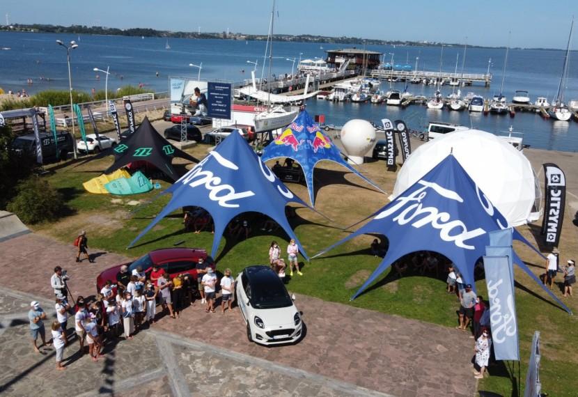 RUSZYŁY ZAWODY 2020 Ford Kuga Formula Kite Individual European Championships w Pucku!