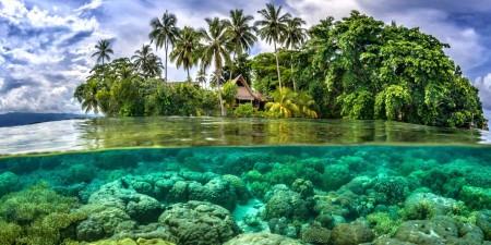 MIKRONEZJA / Beran Island