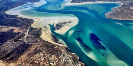 LANGEBAAN / Shark Bay