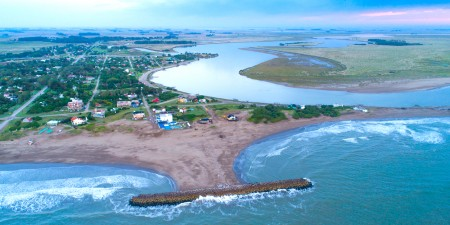PLAYA DEL  Mar Chiquita