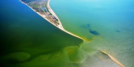 Dolzanskaya Spit / Morze Azowskie