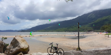 Pui O Beach / Hongkong