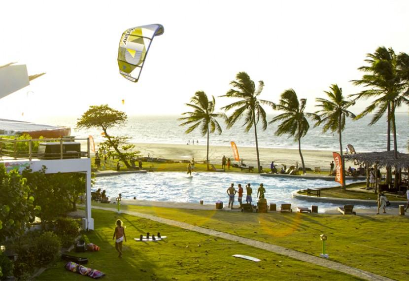Punta Chame jako jeden z najlepszych spotów w Ameryce Środkowej