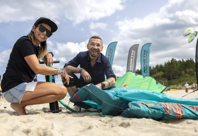 Jak długo trwa nauka kitesurfingu?