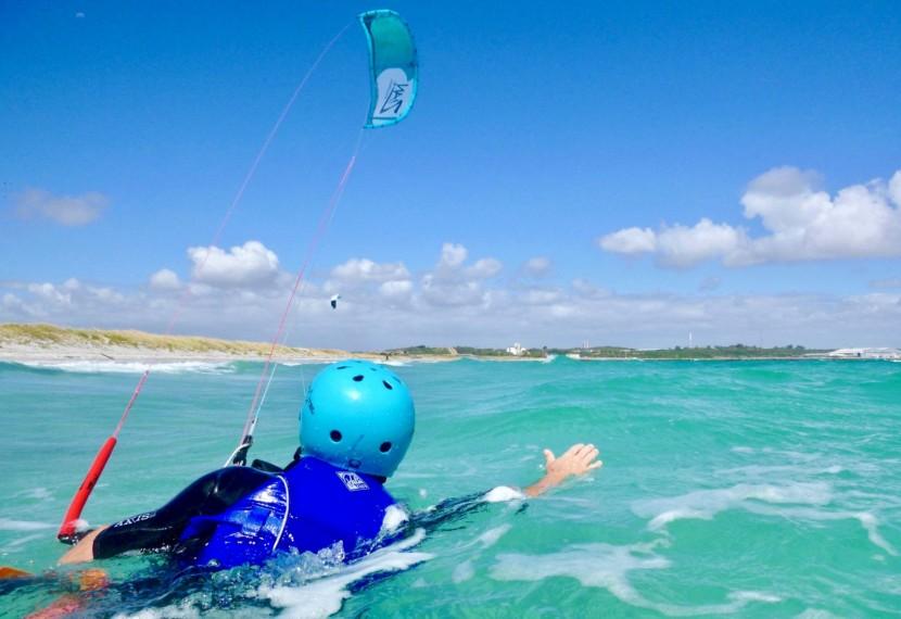 Szkolenia kitesurfingowe