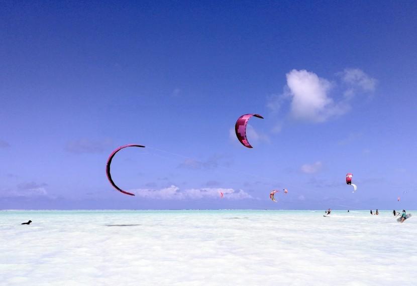 Jak przygotować się do pierwszych lekcji kitesurfingu ?